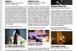 Grapevine Guide In Print – Bloc Magazine Winter 2017