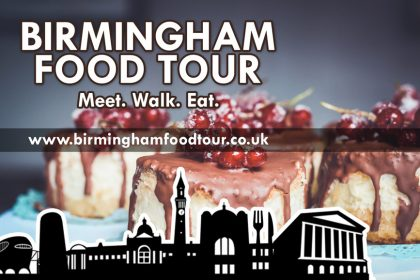 New Food Tours to Explore Brum's Culinary Hotspots!