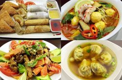 Best Restaurants with vegetarian options in Brum's China Quarter