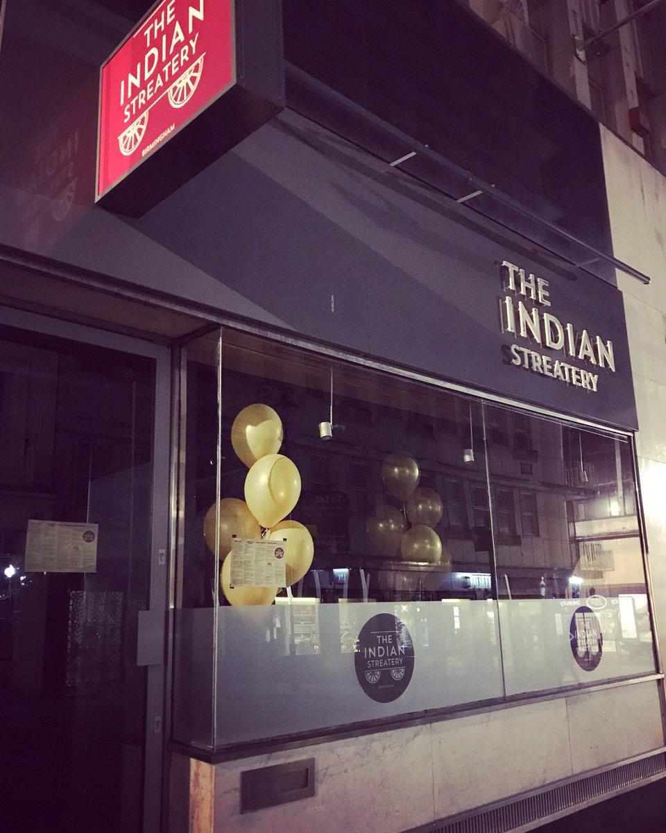 indian streatery birmingham 8