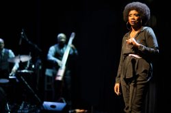 A Story About Me and Nina Simone at REP