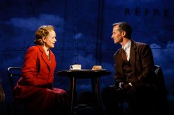 Brief Encounter at The REP review Charlotte Burholt