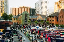 Food, Drink & Discovery on Birmingham's Canals