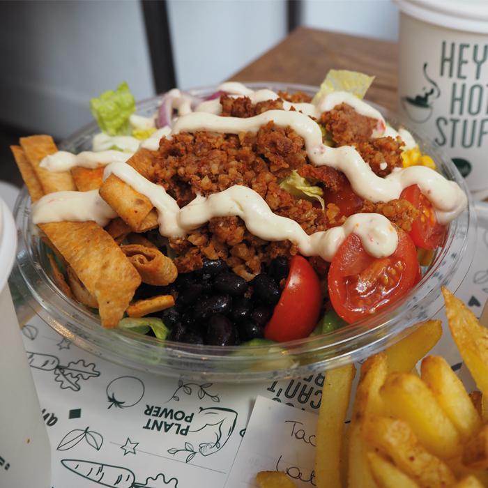 Taco Bowl (£4.45)