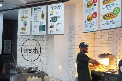 Fressh Vegan Eatery review