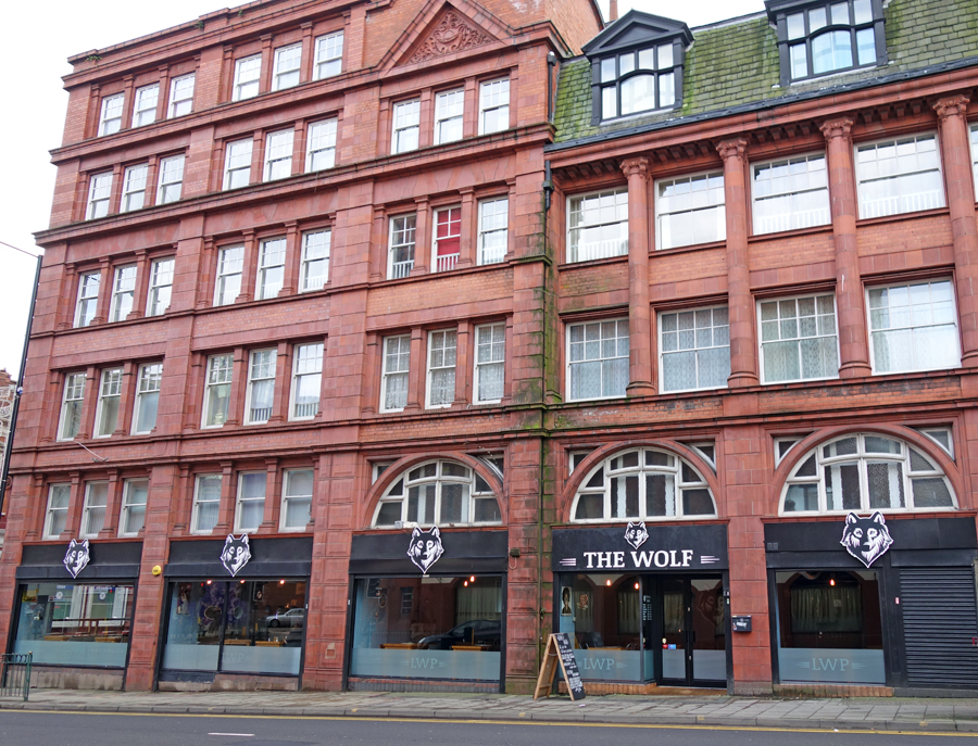 the wolf birmingham outside 4