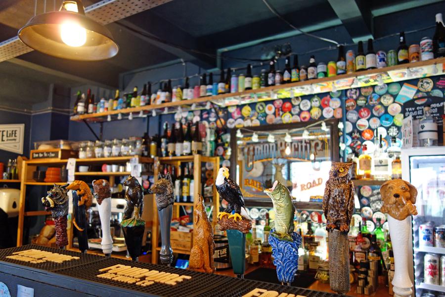 the wolf brum bar