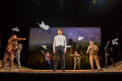 The Kite Runner Review at The REP by Charlotte Burholt