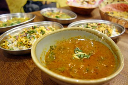 The Indian Streatery review by Lou Woodley