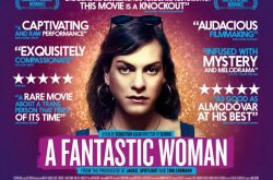 Academy Award Winner A Fantastic Woman comes to MAC Cinema