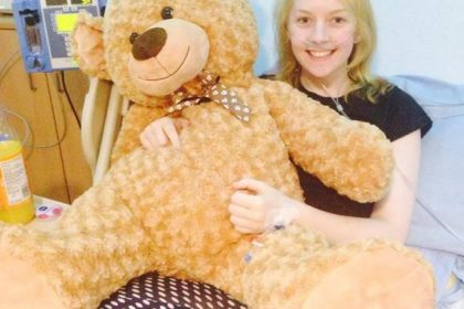 Teenage Cancer Survivor Launches Musical Campaign to Help Others