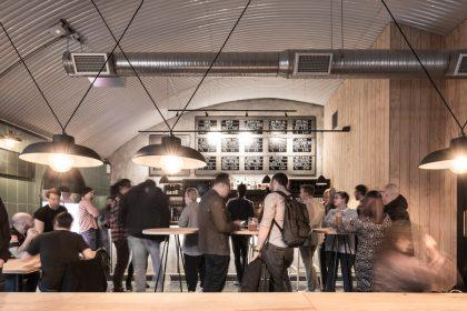 Original Patty Men open their second establishment, Kilder Bar!