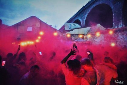 UK's 1st Hip Hop Colour Festival Launches in Birmingham!