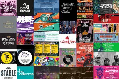 Brum Live Music & DJ Guide May 2018