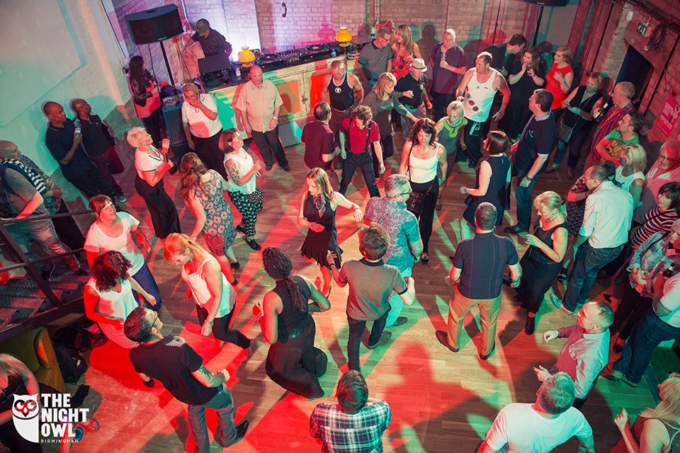 The Night Owl brings Northern Soul and Disco to