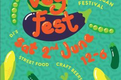 Summer Market Veggie and Vegan Festival 2nd June!