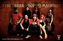 The Urban Voodoo Machine at Castle & Falcon Fri 8th June