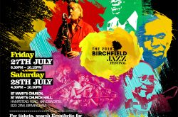 The Birchfield Jazz Festival returns for 2018 – and you're invited!