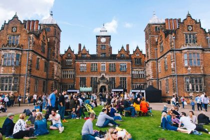 Independent Birmingham Festival at Aston Hall on 21-22 July