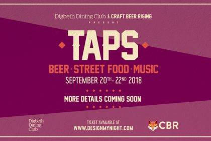 Digbeth Dining Club and Craft Beer Rising to launch three day festival this Autumn