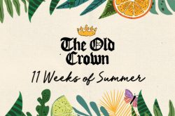 The Old Crown to reopen gin garden – and this year it's even bigger!