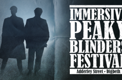 Peaky Blinders Immersive Festival To Launch