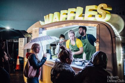 Digbeth Dining Club takes on London in UK's first ever street food battle!