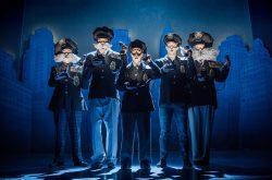 Mischief Theatre Smash Hit Opens at Birmingham REP