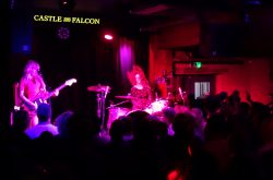 Deap Vally live at Castle & Falcon review