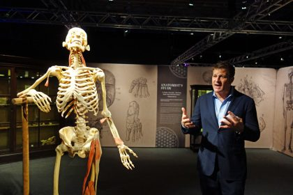 Real Bodies The Exhibition Q & A with Tom Zaller – President and CEO