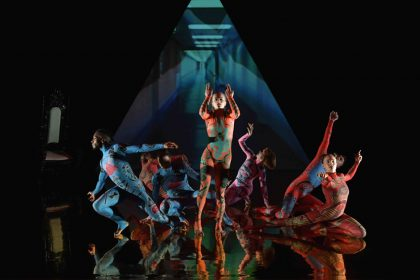 Conspiracy dance show MK ULTRA comes to Hippodrome