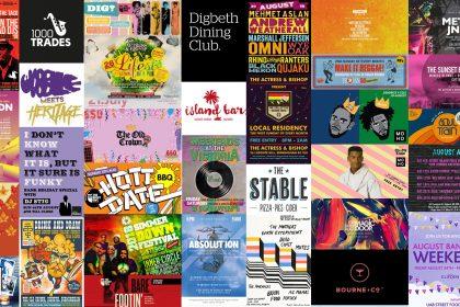 Brum Live Music & DJ Guide August 2018