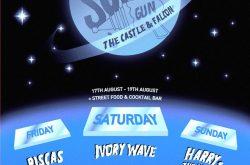 Three days, 21 bands, one Sonic Gun Weekender