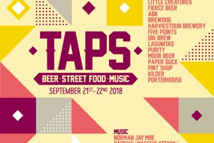 Are you going to TAPS Food and Drink Fest this weekend?