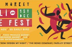 Seasonal Markets proudly presents Winter Market Chilli and Spice Festival