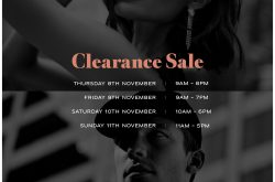 Reiss, are coming to Digbeth for a clearance sale! 8th – 11th Nov 2018