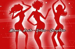 All The Single Ladies Christmas Party at The Engine Room!