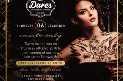 Dares Tamworth Opening this December!