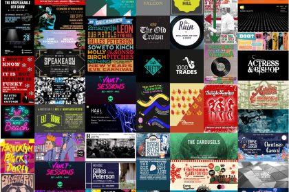 Birmingham Gig Guide December, Xmas & NYE 2018