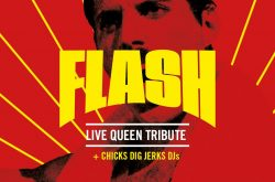 The most authentic live Queen tribute band in the world to play Castle and Falcon