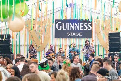 Birmingham's Oldest Pub to bring back its Guinness Village for St. Patrick's Day – And This Time A Jameson's Beer Garden Too.