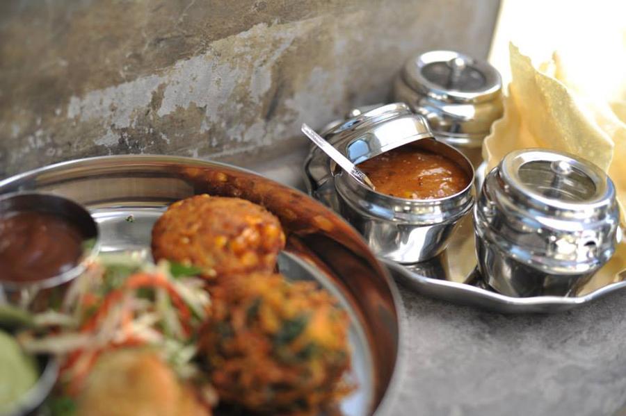 Raja Monkey birmingham curry