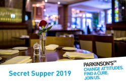 Parkinson's UK launches Birmingham's first Secret Supper