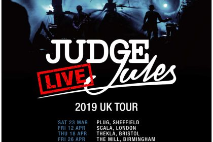 Judge Jules: Live at The Mill, Digbeth
