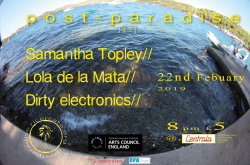 Experimental Music Series Post-Paradise 15 at Centrala