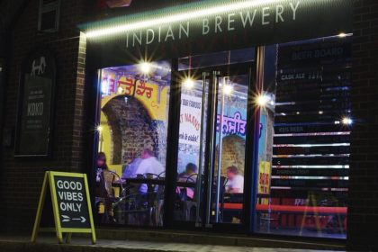 The Indian Brewery announces second craft beer & Indian Street Food site