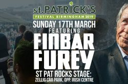 St Patrick's Parade and Festival, Birmingham 2019!