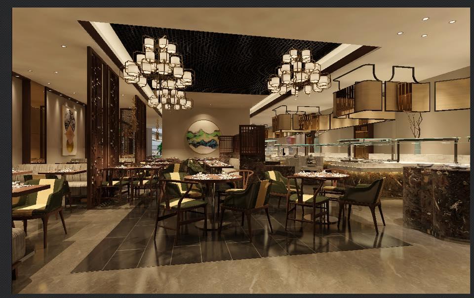 Excellent Refurbished Chinese Restaurant Kungfu Oriental Kicking Into Download Free Architecture Designs Scobabritishbridgeorg