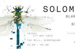 Renaissance Birmingham Part II Solomun, BLANCAh at The Mill