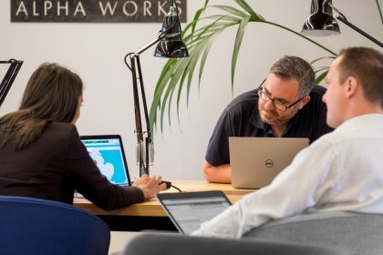 Flexible Office Packages at Alpha Works